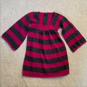 Express bell sleeve tunic size medium